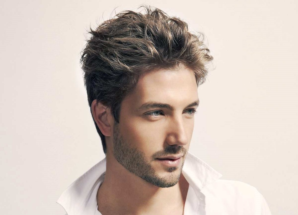 Men S Hairstyle And Hairstyle For Fine Hair Shirley Hannan