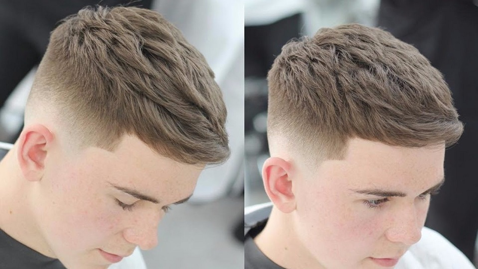 Trendy Haircut Styles Used By Men Shirley Hannan